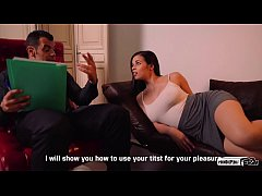 VIP SEX VAULT - Sex education tits with hot Spanish babe Nekane