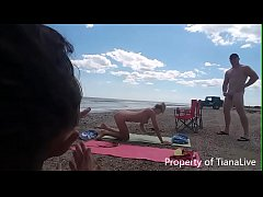 TIANALIVE - Beach-Strangers-Full-Video (1)