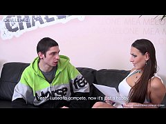 Czech loser Falco failed hard with pornstar Mea Melone