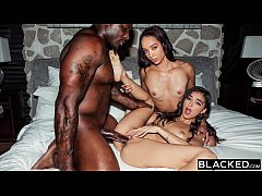 BLACKED BBC-Hungry BFFs Alexis & Emily have hot...