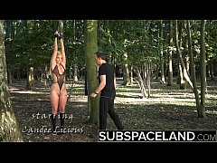 Candee Licious punished teen...