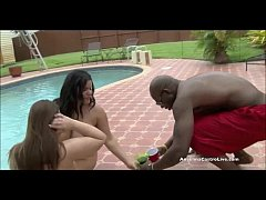 Big Titted Angelina Castro & Lexxxi take on MAS...