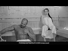 thumb relaxxxed    tattooed angel rush erotic sauna sex session and facial