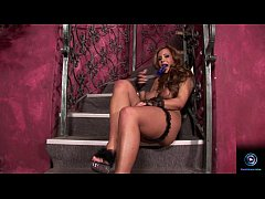 Huge titted Dorothy Black having fun time with ...