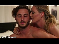 thumb squirter mom is  greedy with stepson epson
