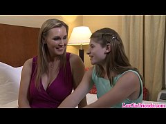 Tanya Tate seducing Alice...