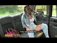 Female Fake Taxi Steamy...