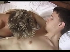 Youthful homosexuals love to fuck