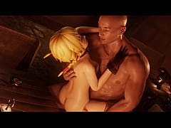 Linkle (LOZ) Pays Her Debt By Using Her Body - ...