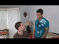 Horny tattooed married guy...