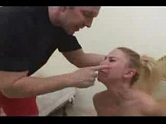 Brandon Iron.submissive girl...hard