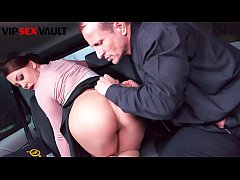 Clip sex VIP SEX VAULT - Czech Arogant Nympho Morgan Rodriguez Takes Daddy's Cock On Car