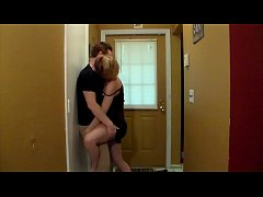 Femdom Neighbor Dominates Male After Pinning and Riding Him