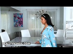 Moms Bang Teens - (Monica Asis, Alessandra Miller, Ricky Spanish) - Stepmoms Coaching - Reality Kings