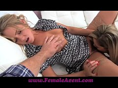 FemaleAgent Assistant camerman gets in on the a...