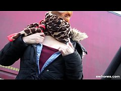 thumb redhead anor exic punker street whore sucking cock really good
