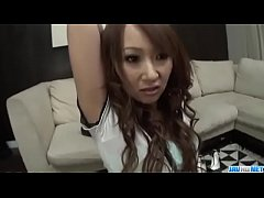 Rika Kurachi pumped in the ass and pussy - More at JavHD.net