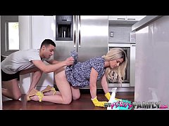 Step-Son Time-Stops Big Tit MILF - Kit Mercer -