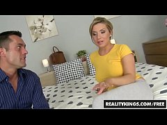 Naughty french teen  (Nasta Zya) pays ass not cash - Reality Kings
