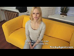 Tricky Agent - Perfect pussy Ann Marie debut te...