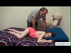 dadandgirl.com - Father wake up and fuck daught...
