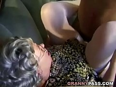 German Granny Can't Wait To Fuck Young Delivery...