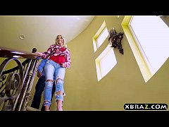 Uncontrollable sexbeast stepmom and...
