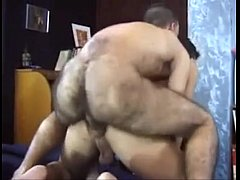 Latino Nerd Twink Having Sex With His Hairy Mate
