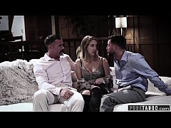 PURE TABOO Cadence Tricked Into Revenge 3Some w...