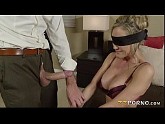 Curvaceous MILF Brandi Love pussy rammed with m...