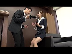 Clip sex Japanese stop time office