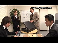 Asian a pantyhose sale woman get sex at office
