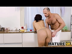 MATURE4K. An unexpected and very hard surprise