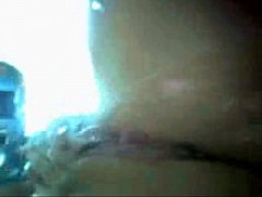 Hot body squirting all over phone