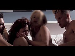 Amber Heard and Valentina Garcia Topless Sex Scene in 'The Informers' Movie