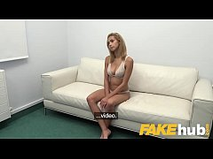 Fake Agent Cute Colombian Veronica Leal deepthr...