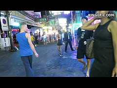 Thailand Sex Tourist Meets Pattaya Bargirl!