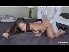 Skylar Angel Sucks The Soul Out Of Her Daddy An...