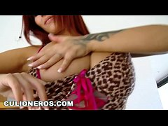 CULIONEROS - Busty Eastern European Babe Domino Gets Fucked By Max