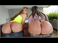 BANGBROS - Brick Danger Enjoys 2 Big Ass Latina...