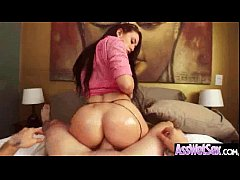 Anal Sex With Curvy Big Oiled Up Butt Girl (mandy muse) movie-23