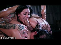 Pornstar Babes Have Hardcore Anal Fun and Put Oil in their Assholes
