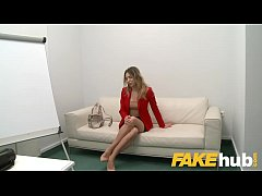 Fake Agent Cute ass Russian with perfect tits t...