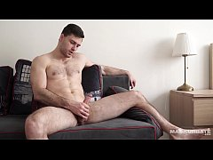 Maskurbate Straight Euro Real Estate Broker Mas...