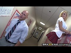 Brazzers - Big Tits at School - Jessie Rogers Johnny Sins - Fucking For School President