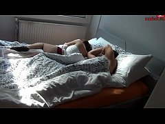 While his wife is sleeping - xxxhot.su