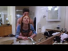 thumb redhead dolly little likes it rough and hard