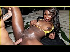 Clip sex BANGBROS - Brown Bunnies Starlet Tatiyana Foxx Enjoys A White Big Cock