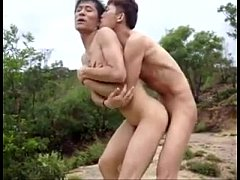 Clip sex Hot chinese gay sex outdoors