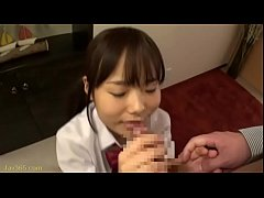 Clip sex Kagami Shuna is a young wife that wants cum in her pussy.